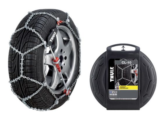 Choosing the right type of snow chains