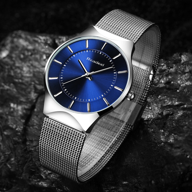 thin watches for men