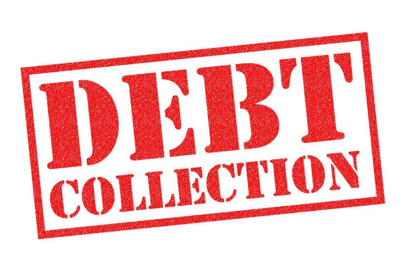 debt collection work