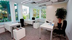 serviced office rental Singapore