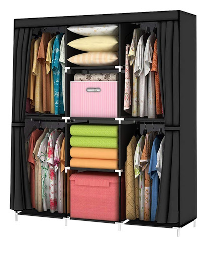 Portable Wardrobe Closet